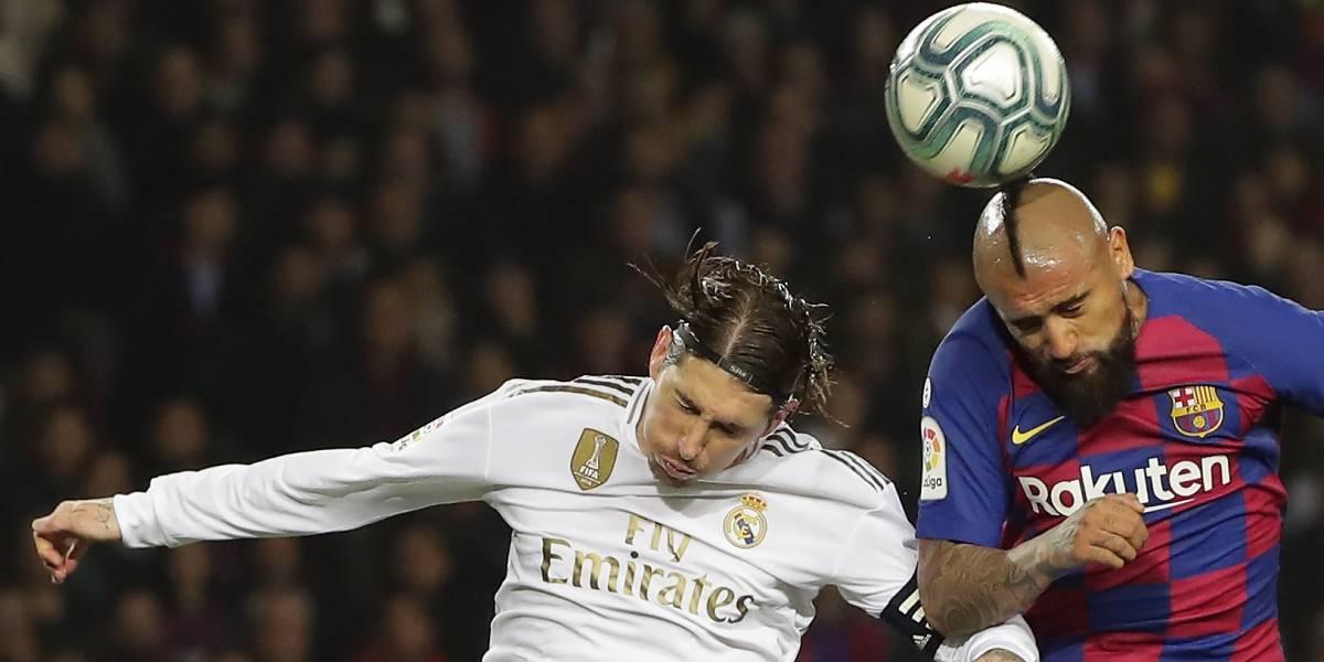 """Vidal pelea con la """"joyita"""" del Barcelona para ser titular ante el Real Madrid: """"Acabará marcando la declaración de intenciones"""""""