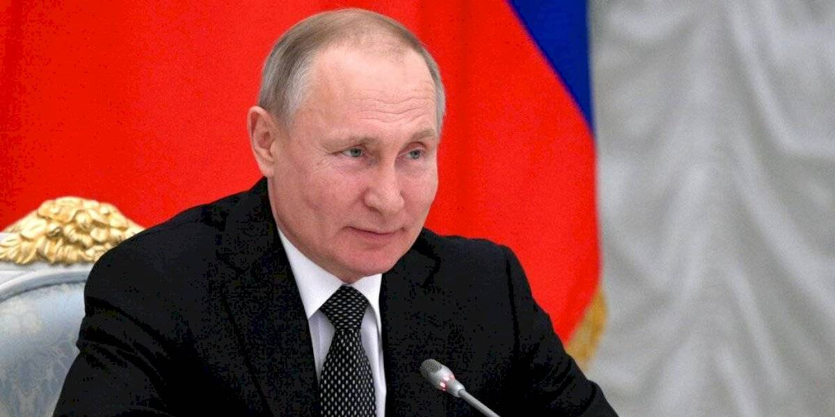 Putin dice que le aconsejaron usar un doble por seguridad, pero él se negó