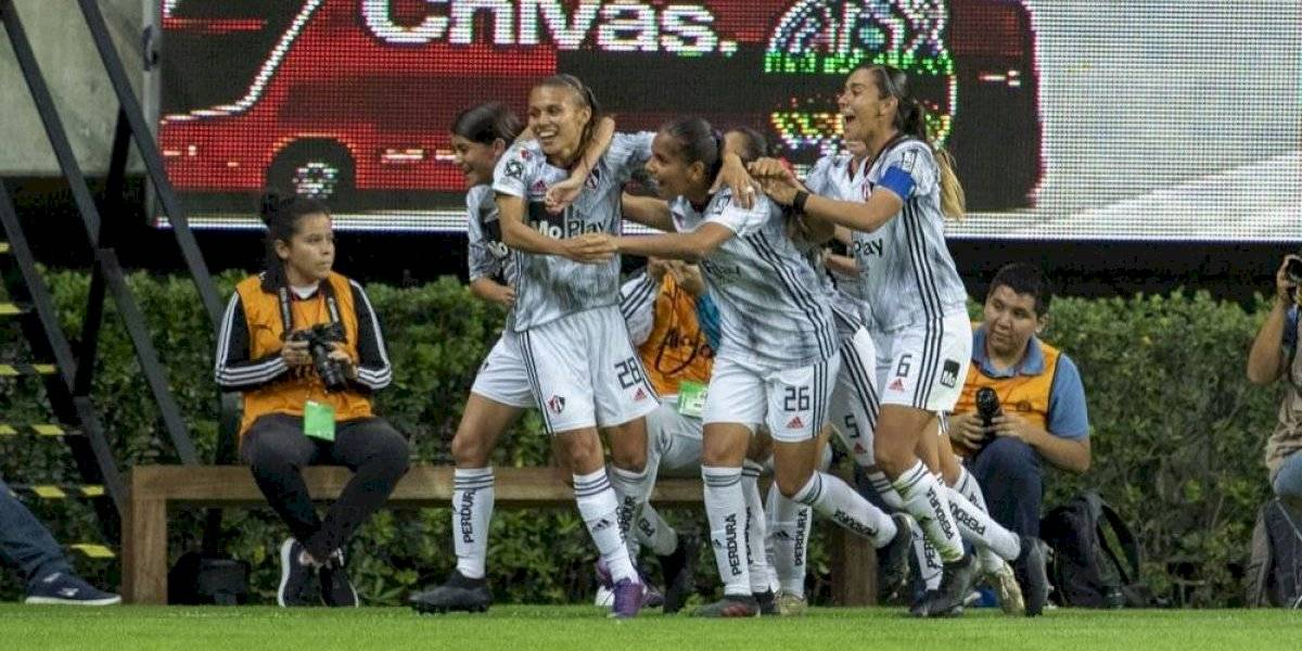 Atlas sueña con su primer título en la Liga MX Femenil