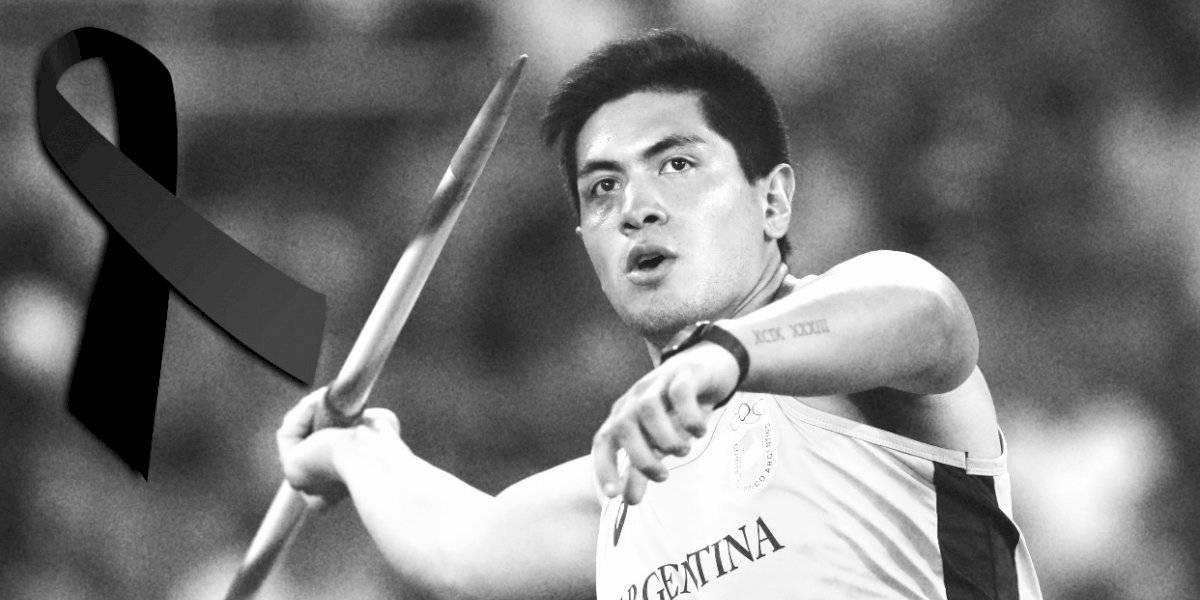 Muere atleta olímpico que se perfilaba para Tokio 2020