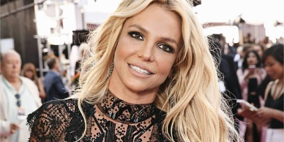 Britney Spears comparte video del accidente que sufrió mientras bailaba
