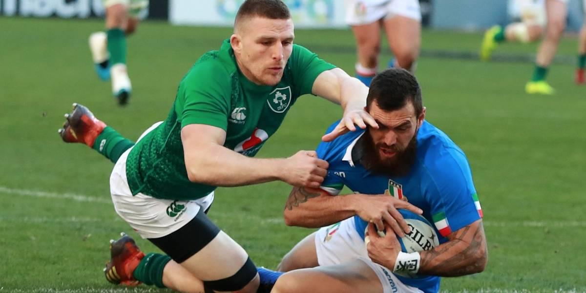 Importante partido de rugby del Six Nations será aplazado a causa del coronavirus
