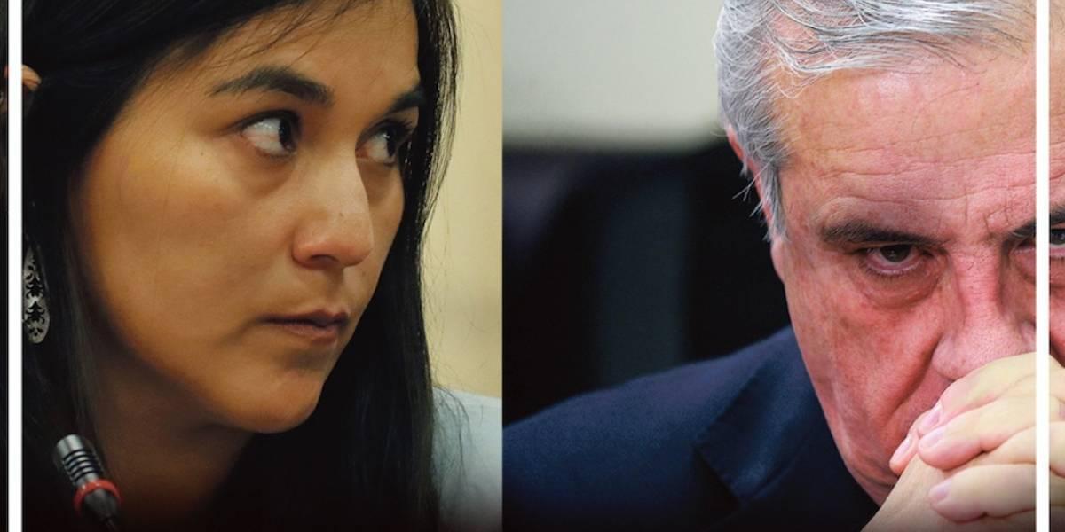 Presidenta del Colegio Médico Izkia Siches atacó al Ministro de Salud Jaime Mañalich