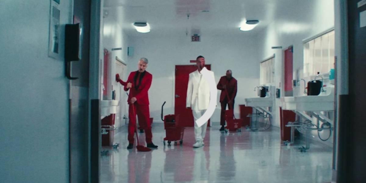 Llega el nuevo sencillo de J Balvin 'Rojo' con impactante video