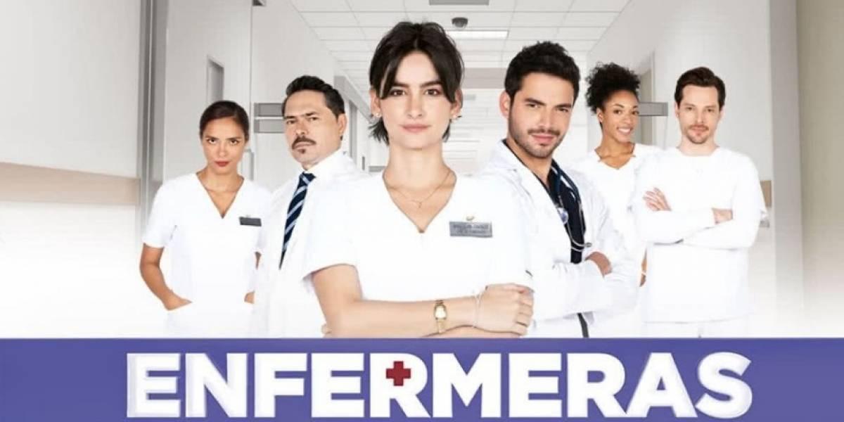 Coqueteo de actores de 'Enfermeras' fuera de cámaras dio de qué hablar