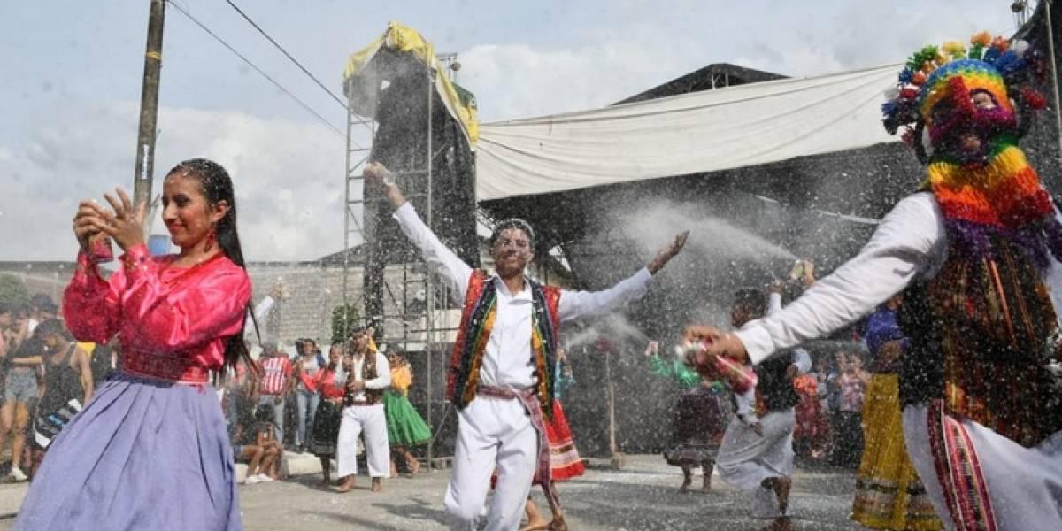Tarifa cerró el carnaval con espectáculo musical