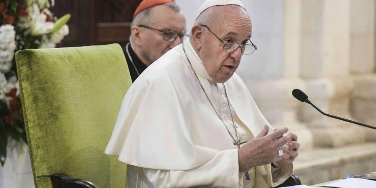 ¡Alerta! Papa Francisco sufre resfriado y se cancela misa en Roma
