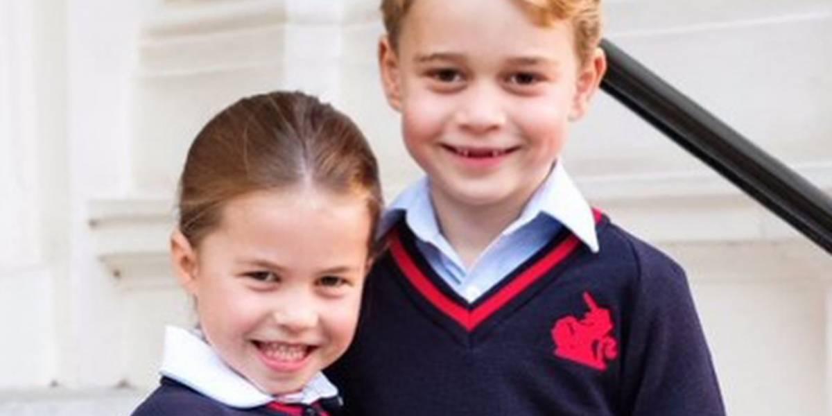 ¡William y Kate asustados! George y Charlotte están en riesgo de contraer el coronavirus