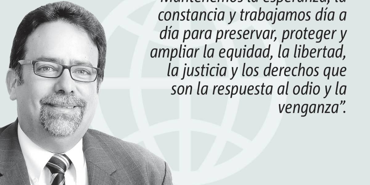 """Opinión de Denis Márquez: """"No más odio ni venganza"""""""