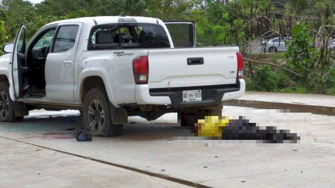 Oaxaca ejecución