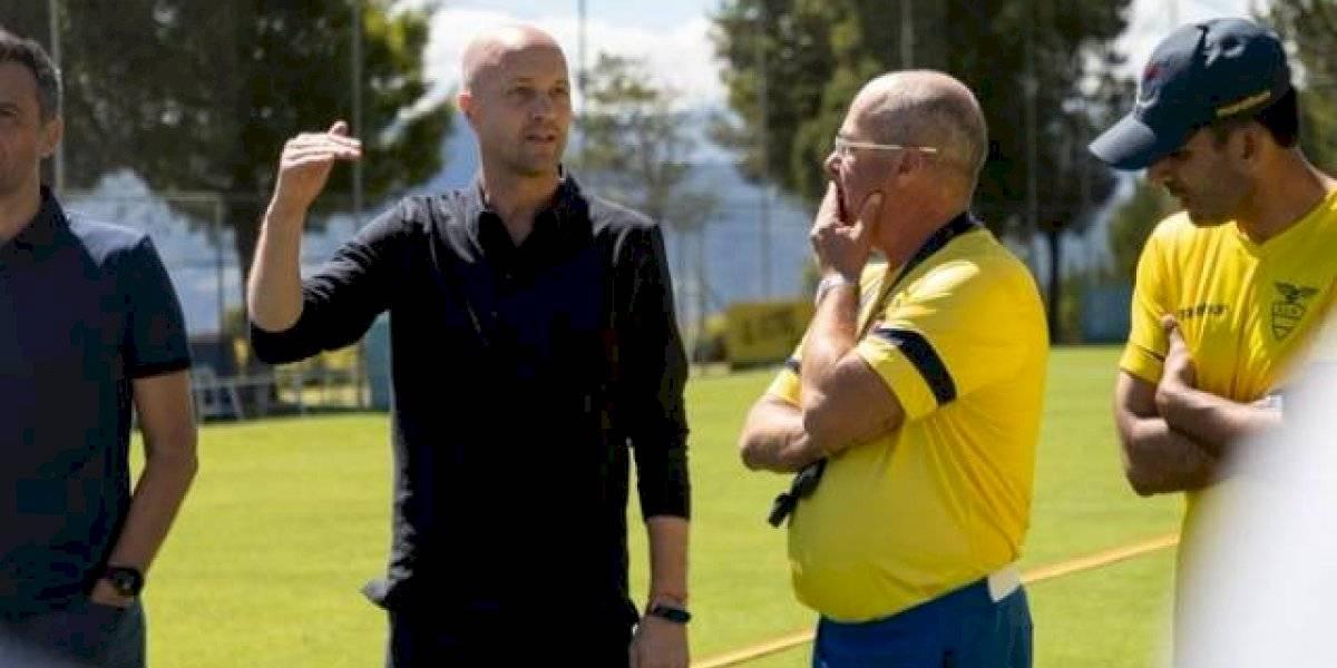 Jordi Cruyff ha tenido más de dos trabajos en dos meses ¿Le está dando tiempo a la Tri?