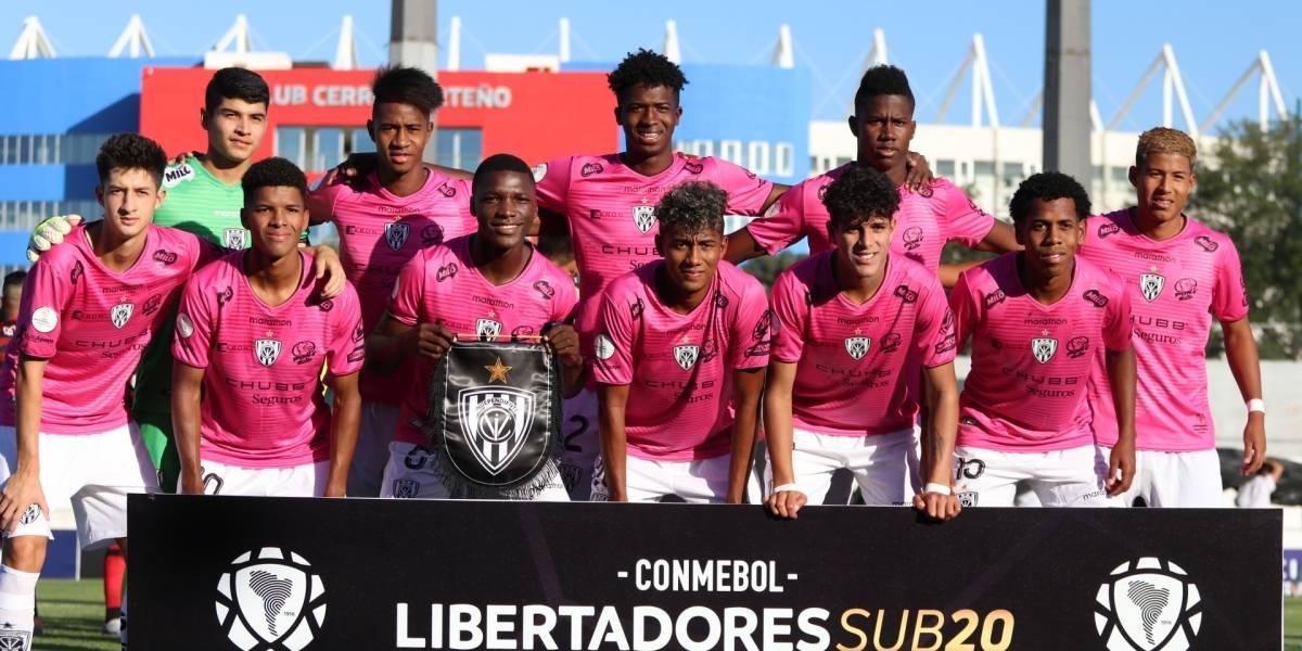 Independiente del Valle elimina a Flamengo de la Copa Libertadores Sub-20
