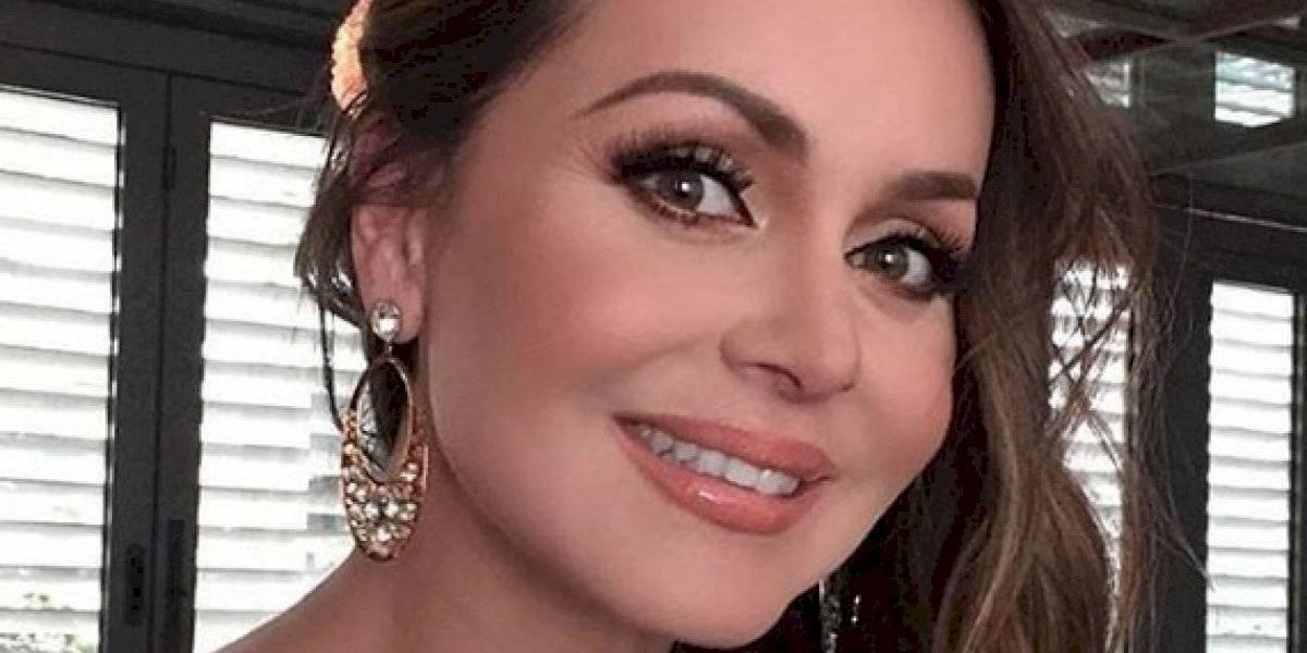 Gaby Spanic posa desnuda y publica la foto en las redes