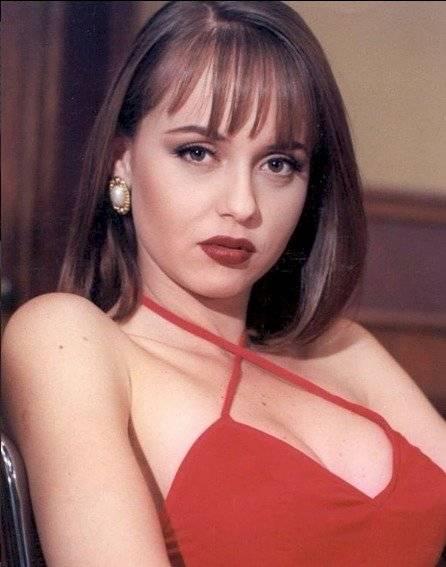 Gabriela Spanic, protagonista de la telenovela la Usurpadora