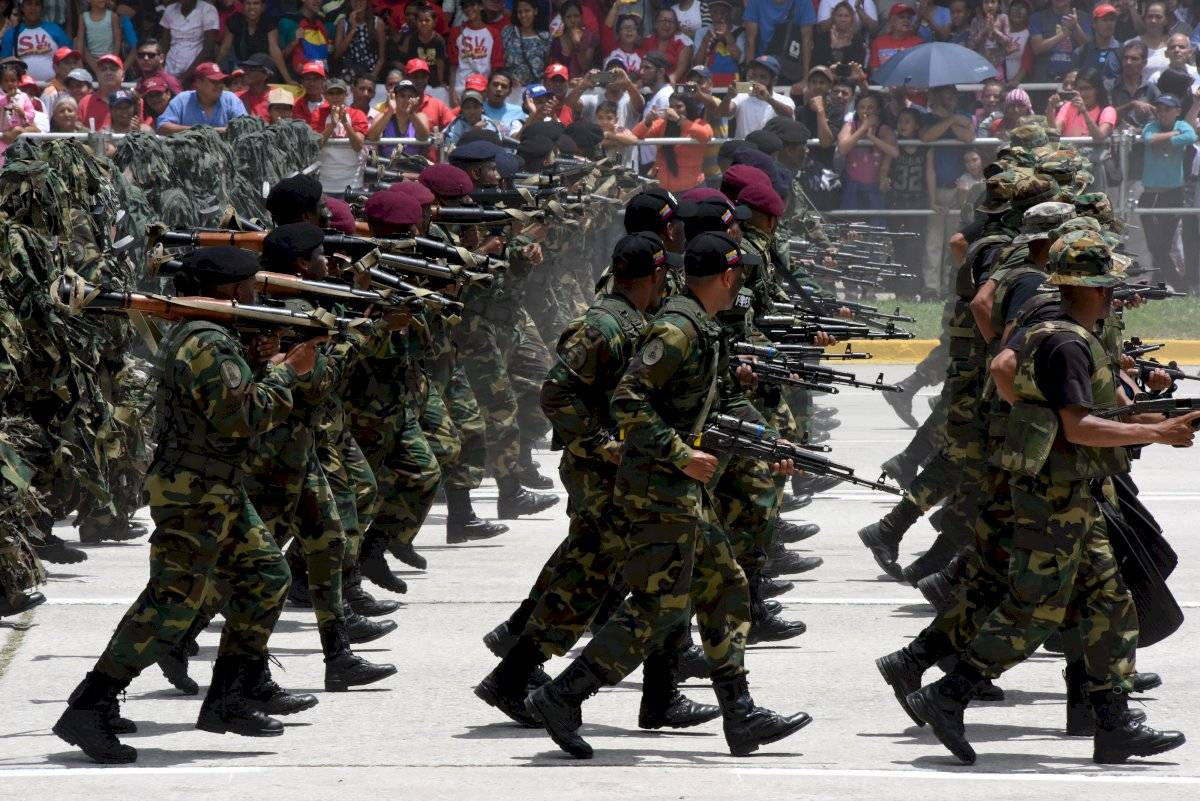 Fuerzas Armadas de Venezuela