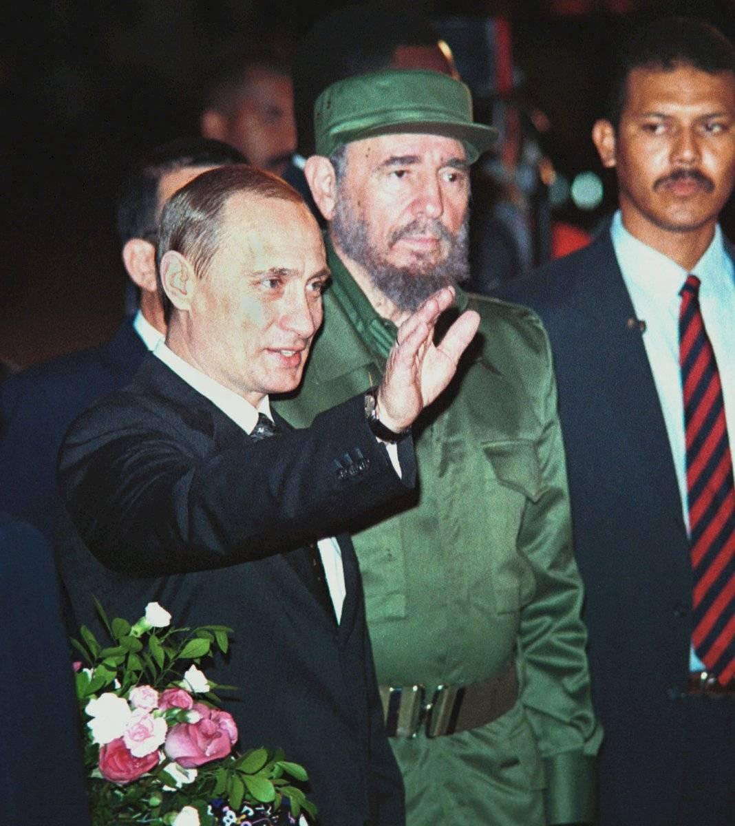 Vladimir Putin fue primer ministro de Rusia entre el año 1999 y 2000