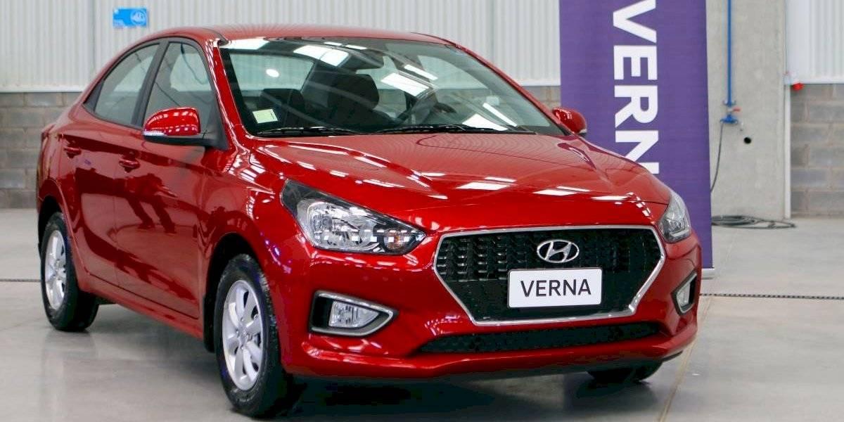 Verna, la propuesta de Hyundai para pelear en los sedanes pequeños