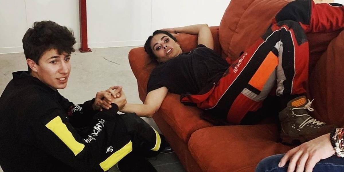 ¡Tremendo susto! Galilea Montijo perdió el conocimiento en reto con Juanpa Zurita (Videos)