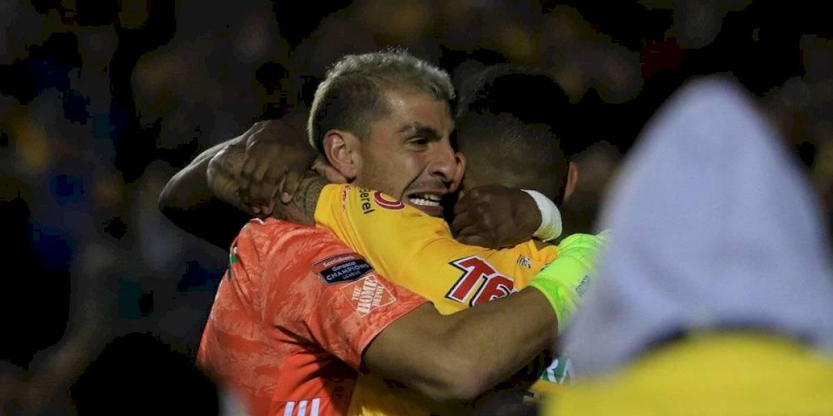 'Nahuelazo' evita la humillación de Tigres en la Concachampions