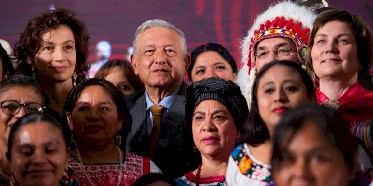 Lenguas indígenas se pierden por la falsa concepción de modernidad: AMLO
