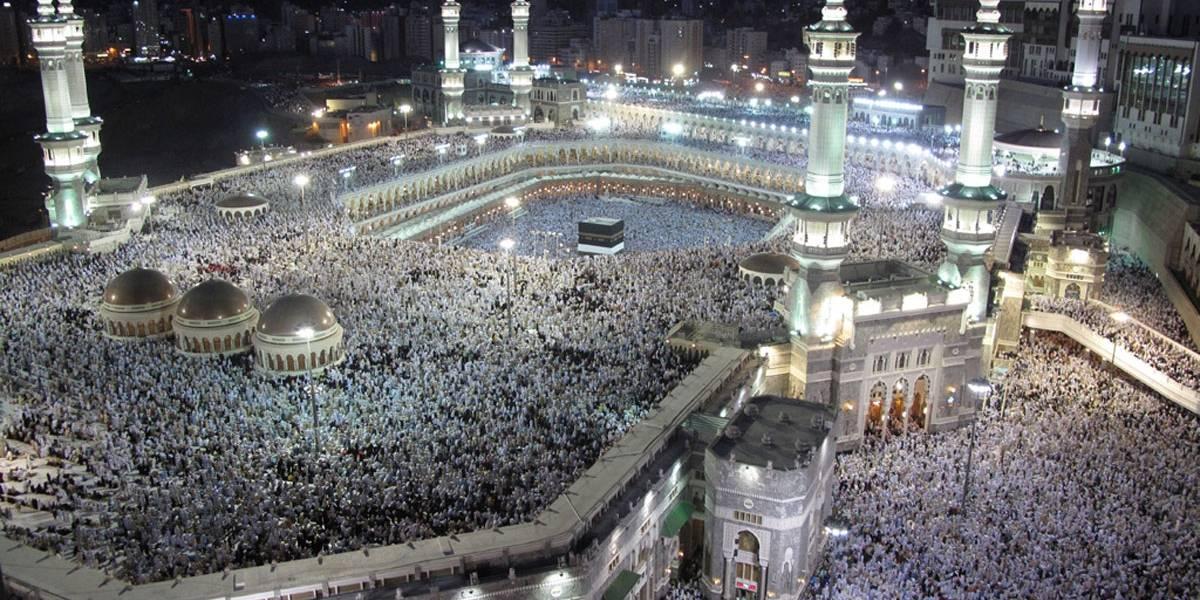 Arábia Saudita suspende peregrinação a Meca por vírus