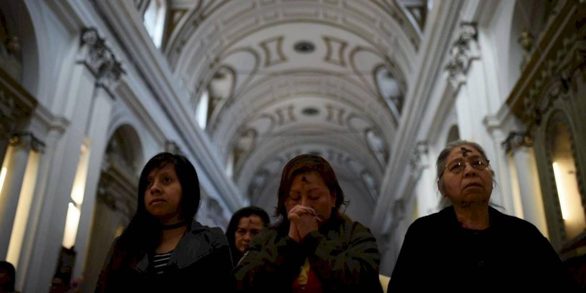 VIDEO. Católicos inician Cuaresma y algunos piden por cese de la propagación de coronavirus