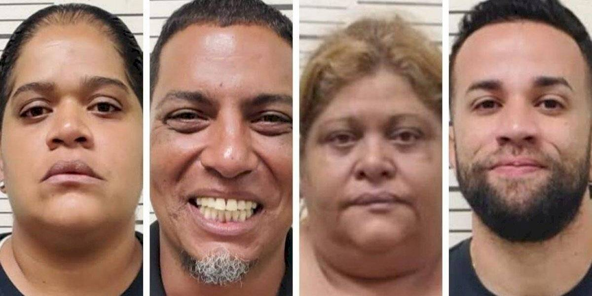 Arrestan a cuatro personas por sustancias controladas en Mayagüez