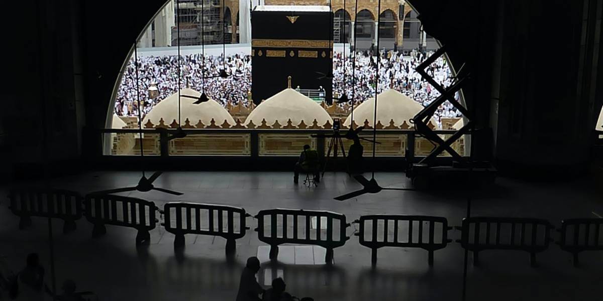 Arabia Saudí suspende visitas a La Meca y Medina por coronavirus