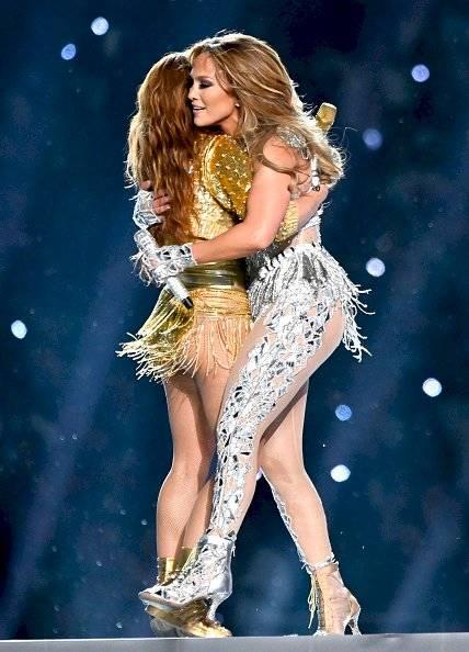 Quejas contra Shakira y J.Lo por el Super Bowl