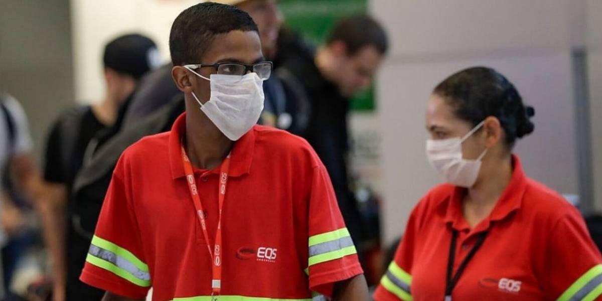 Coronavirus: todos los casos confirmados en Latinoamérica
