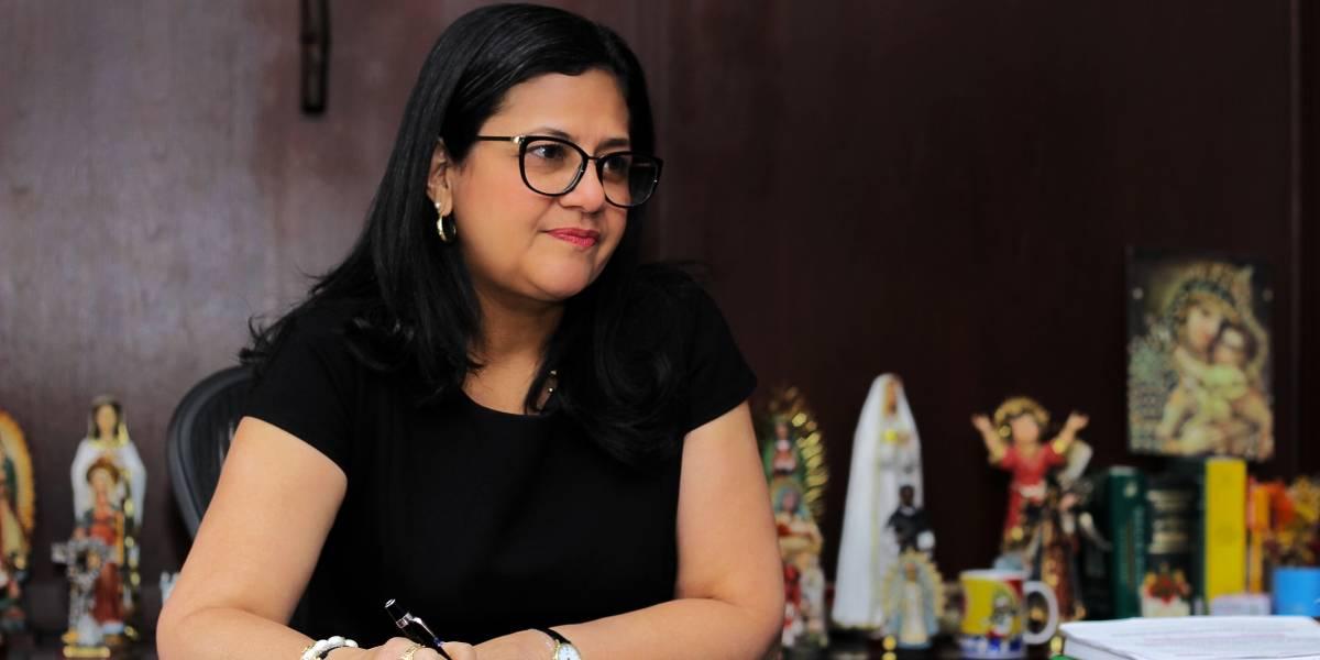 """""""Me queda la satisfacción del deber cumplido"""": Carmen Castañeda, personera saliente de Bogotá"""