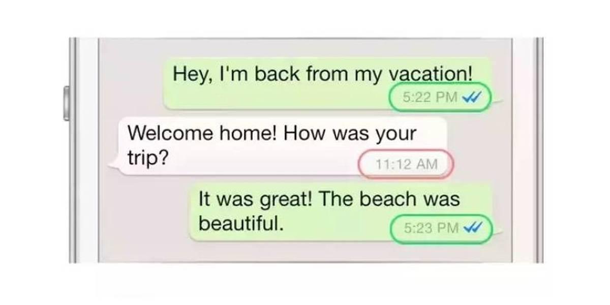 WhatsApp: qué hacer cuando la hora de envío de mensajes está mal