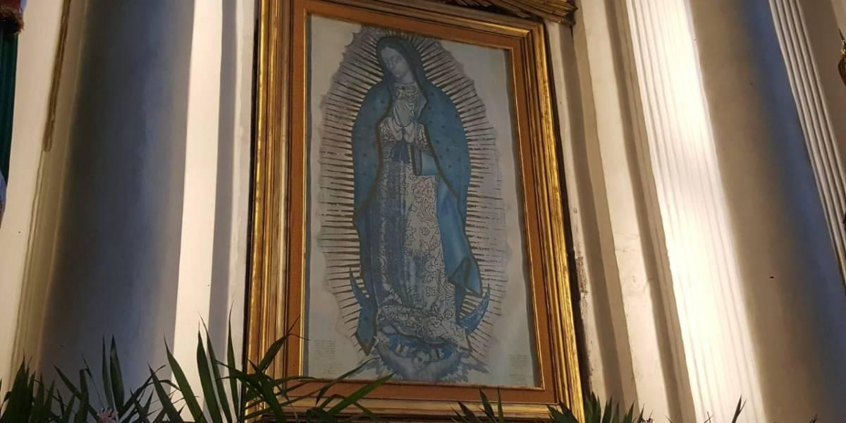 Sujeto que atacó a Virgen de Guadalupe en Guadalajara pensó que imagen estaba poseída