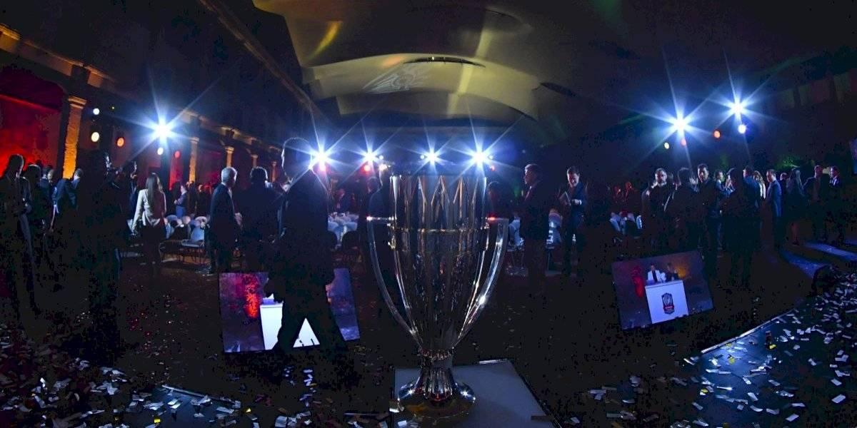 Así se jugarán los cuartos de final de la Concachampions
