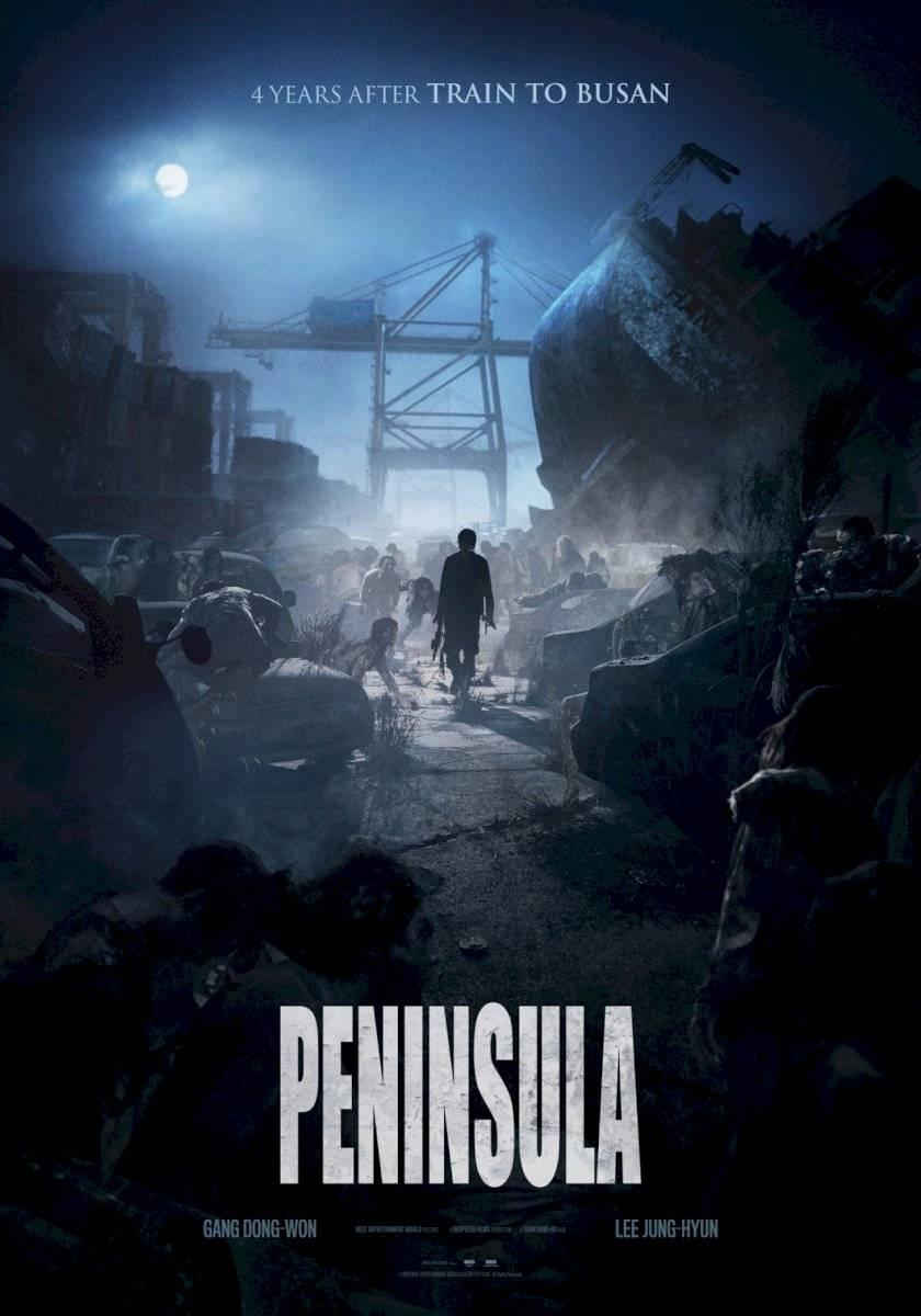 Pôster de Invasão Zumbi 2: Península