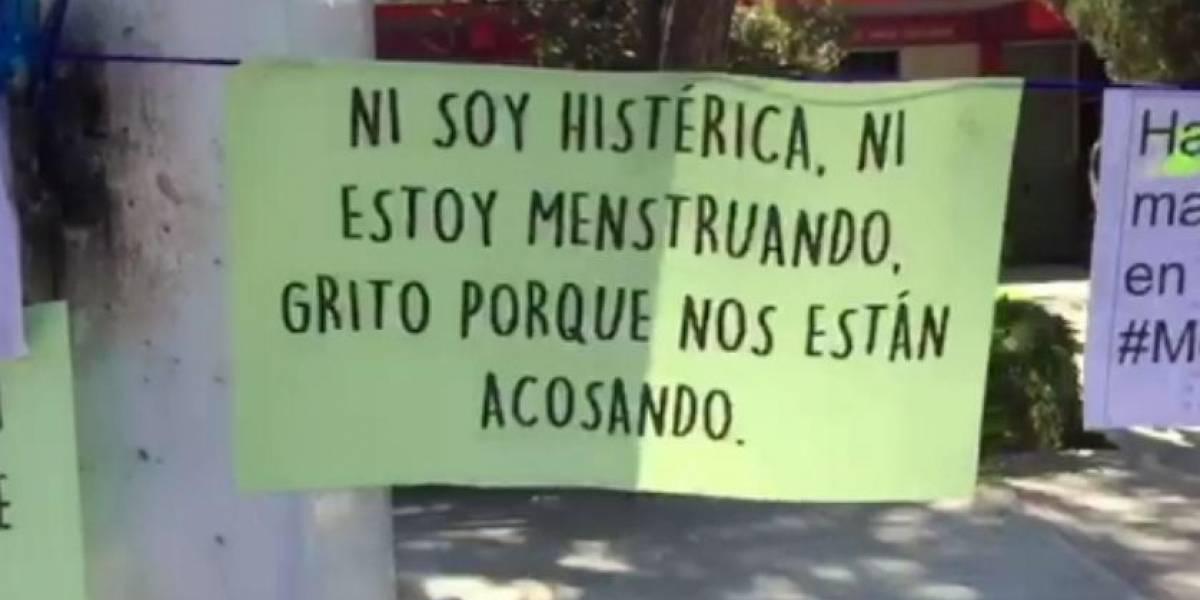 Alumnas del Colegio de Bachilleres 1, en Oaxaca, denuncian acoso de maestros y compañeros