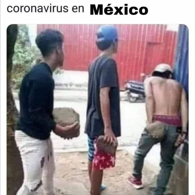 mexican meme coronavirus
