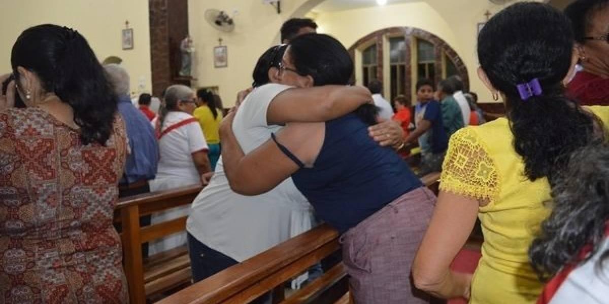 Doria recomenda que sejam evitadas missas, cultos ou celebrações