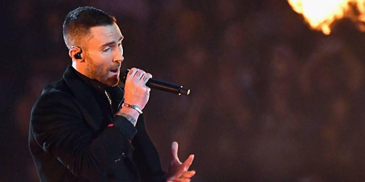 Adam Levine de Maroon 5 pide disculpas por su actitud en Viña del Mar