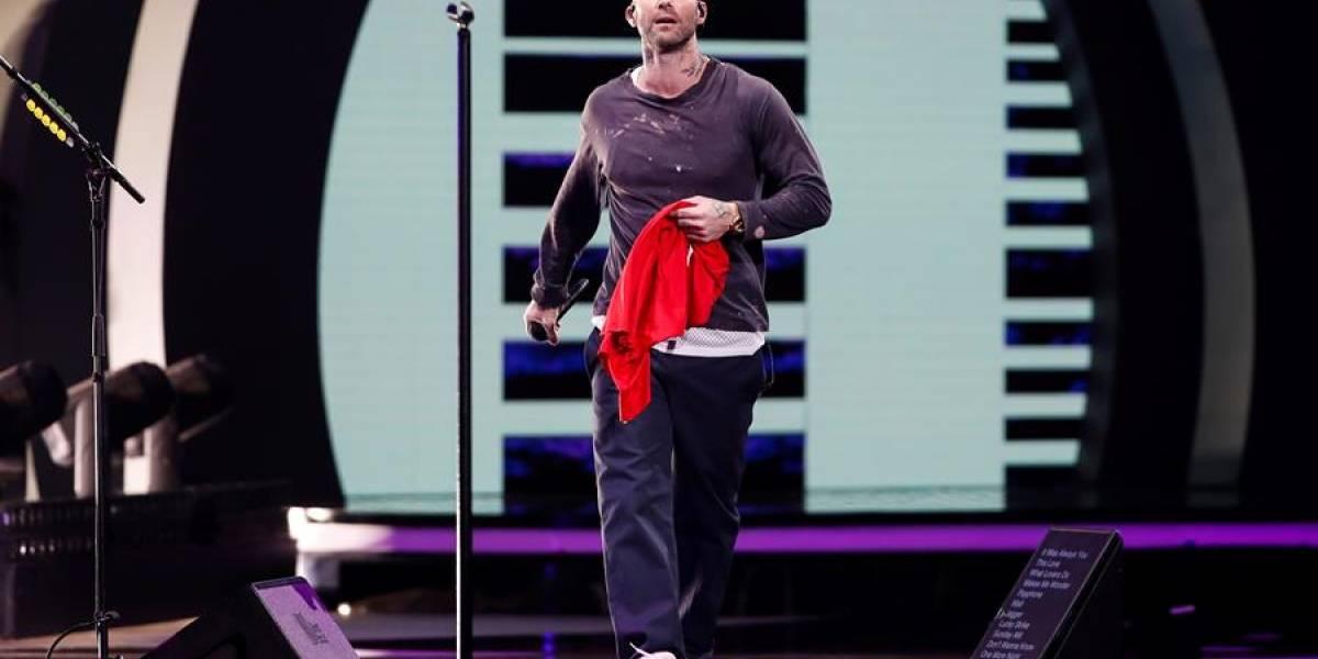 Instagram de Maroon 5 se llenan de comentarios contra Adam Levine