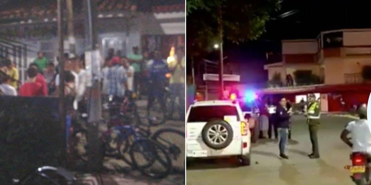 Hincha del América fue asesinado en riña con seguidor del Deportivo Cali