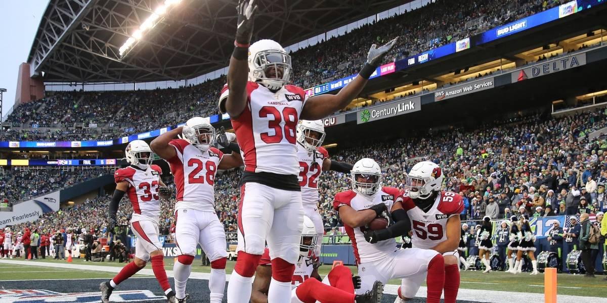 Arizona Cardinals jugará en el Estadio Azteca en juego de NFL 2020