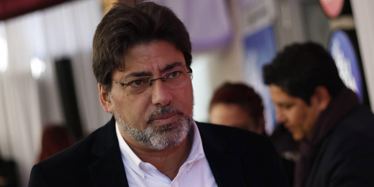 Dos detenidos en Osorno tras ataque con bomba molotov contra alcalde Daniel Jadue