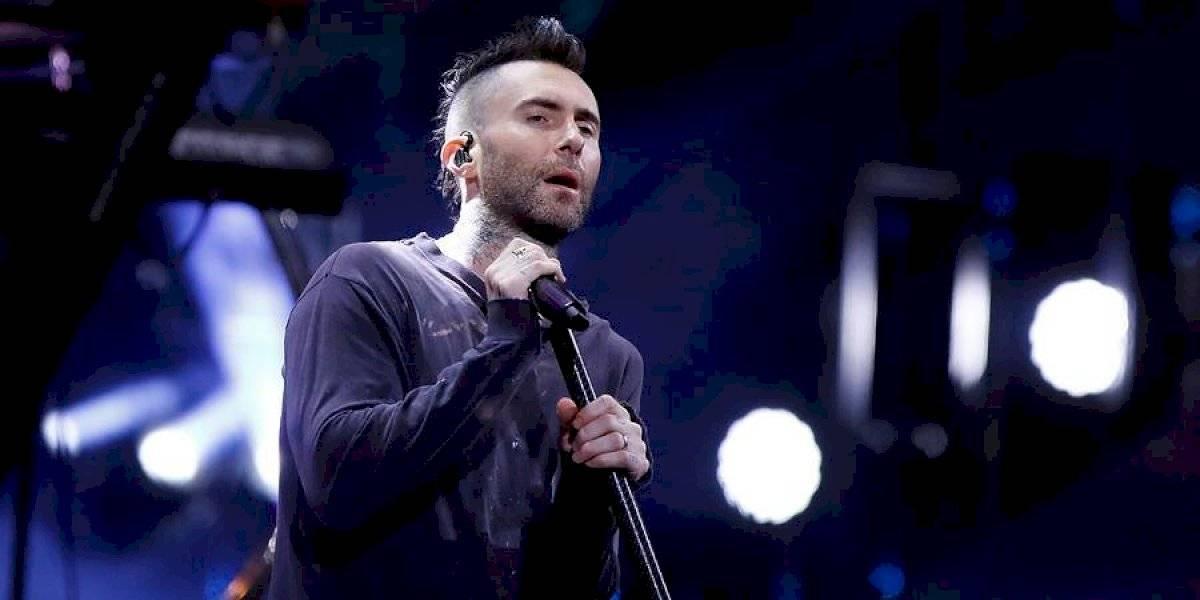 """""""Esto es un programa de televisión, no un concierto"""": el furioso adiós de Adam Levine tras show de Maroon 5 en Festival de Viña"""