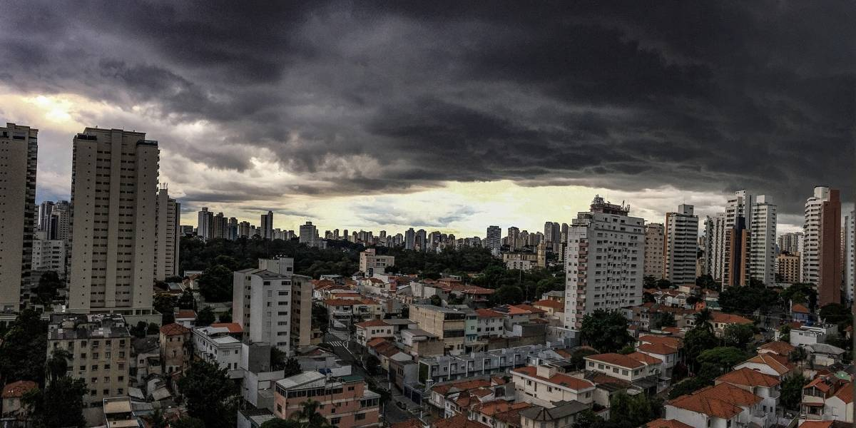 Previsão do Tempo: São Paulo fica entre chuva e saídas de sol nesta quinta