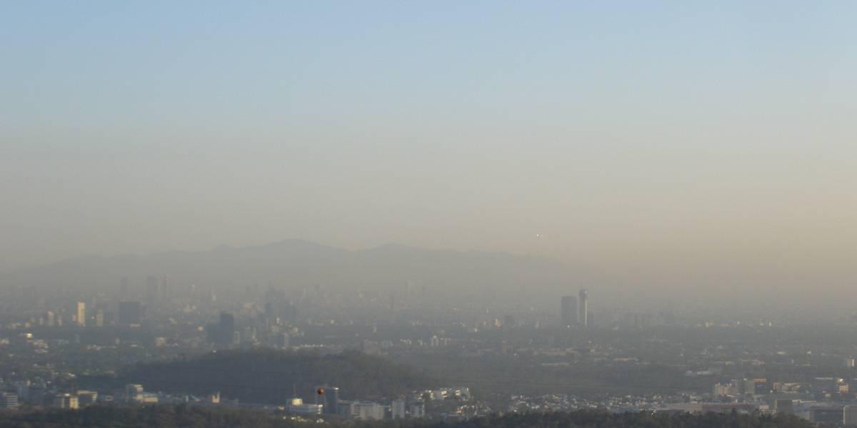 De aceptable a buena calidad del aire en CDMX y Edomex la mañana de este viernes