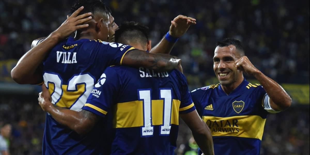 Colón vs. Boca Juniors | el Xeneize, a ganar para meterle presión a River Plate en la carrera por el título