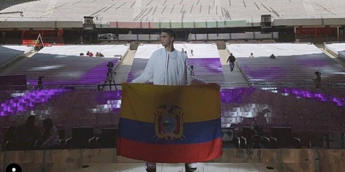 Johann Vera lleva a Ecuador a una nueva final en el Festival de Viña del Mar