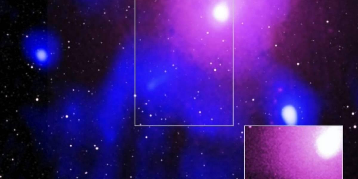 Conoce los detalles del registro de la explosión más grande en el universo