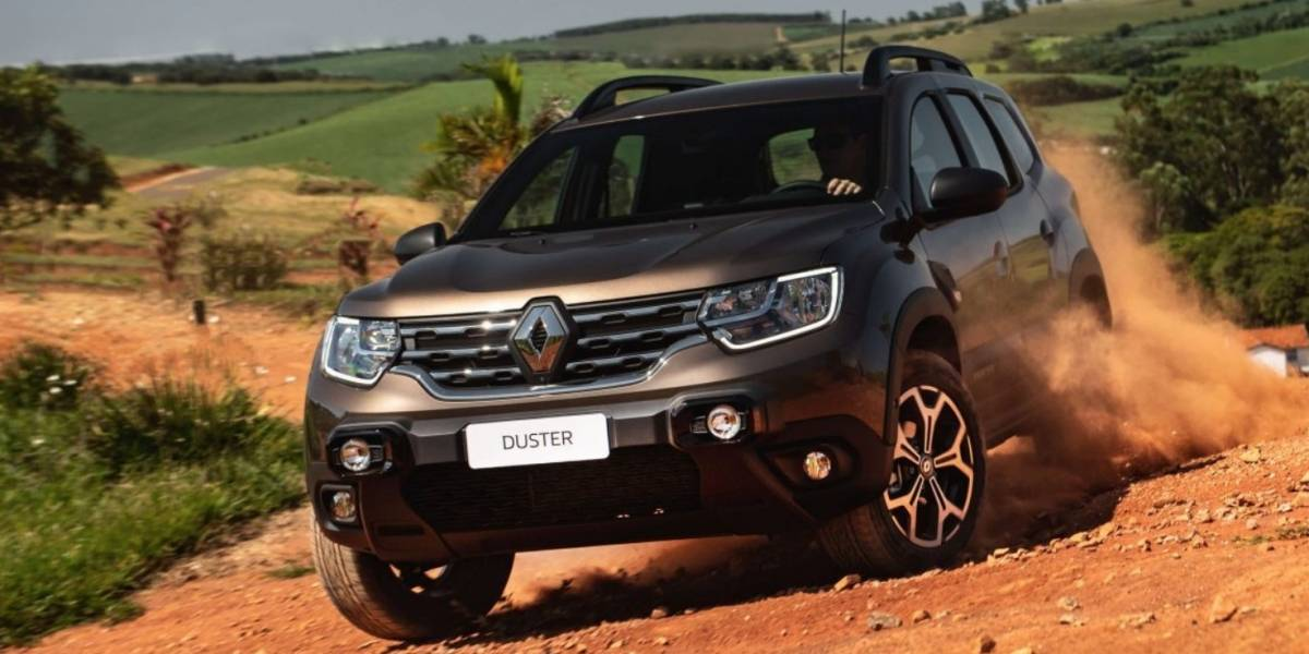 Renault divulga ação de pré-lançamento para o novo Duster 2021